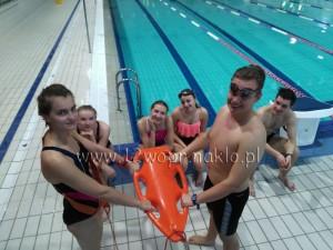 116 Ćwiczenia ratownictwa wodnego kończą projekt