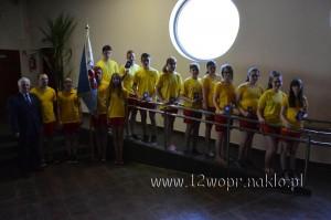 85 Ślubowanie Młodszych Ratowników WOPR oraz Egzamin na Ratownika WOPR