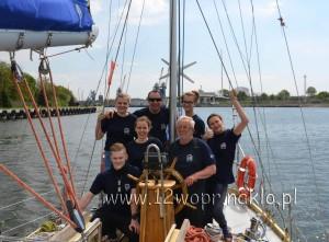 87 Ratownicy na morzu Bałtyckim