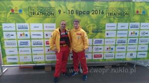"""97 """"Dwunastka"""" zabezpieczała jedną z największych imprez triathlonowych w Polsce. Bydgoszcz Triathlon!"""